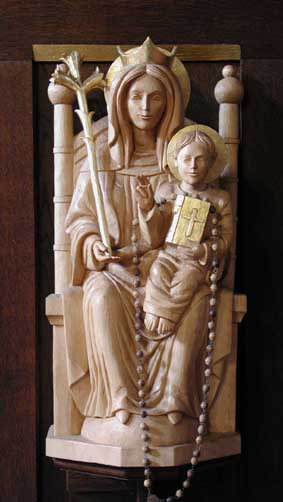 Our Lady of Walsingham - pray for us