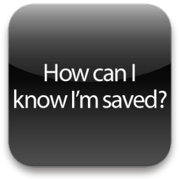 How can I know I'm saved