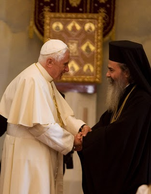 Pope+Benedict+XVI+Visits+Jerusalem+Church+SlLB-OYY9ekl