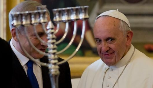 Francis and Jews