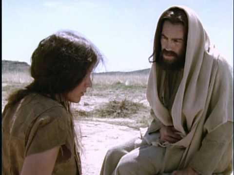Jesus and the woman
