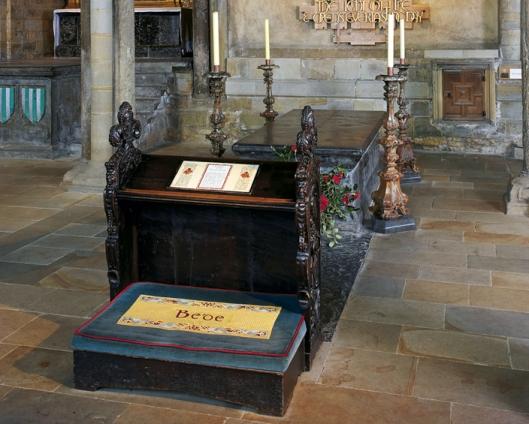 Bedes tomb 704