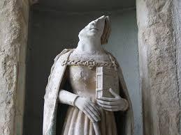 Broken statues