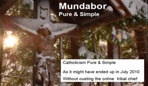 Mundabor Pure & Simple
