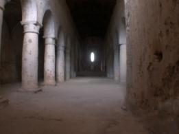 Inside San Giuliano