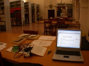 In search of the Syrians of Umbria in the Sacro Convento library