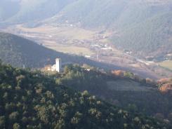 San Giuliano, the hermit church of Monteluco