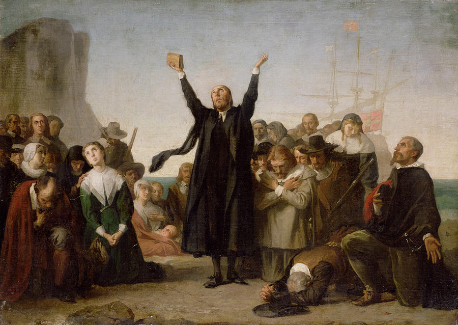 puritan new england essays on religion society and culture