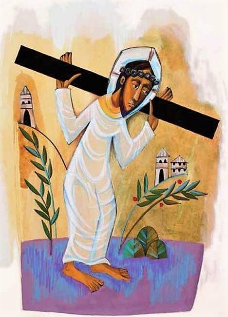 jesus-carrying-his-cross