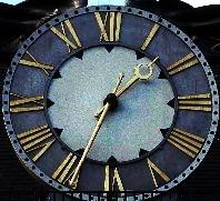 clock-roman