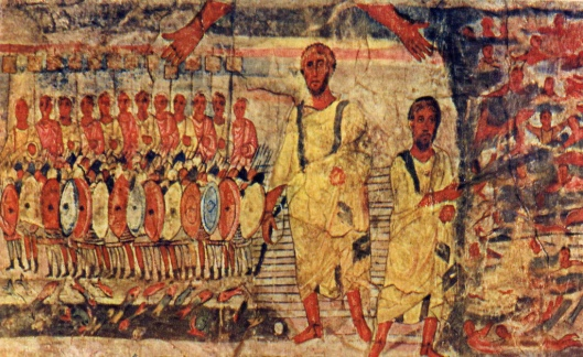 Dura_Europos_fresco_Jews_cross_Red_Sea.jpg