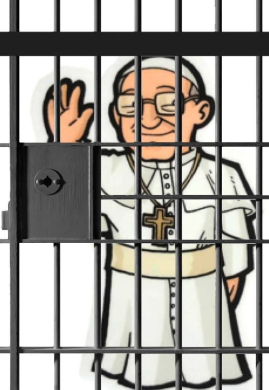 Francis in Jail