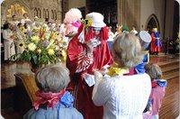 clown eucharist