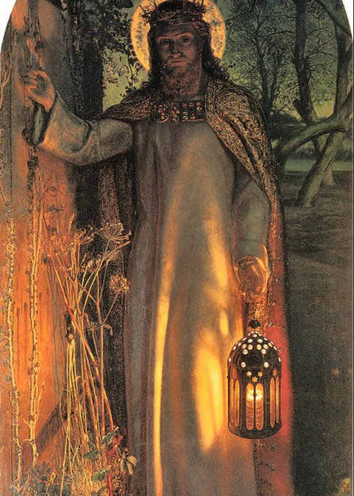 2-the-light-of-the-world-william-holman-hunt